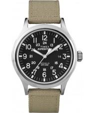 Timex T49962 Мужские экспедиции разведчик загар часы