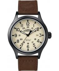 Timex T49963 Мужские экспедиции разведчик коричневый часы