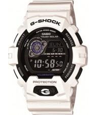 Casio GR-8900A-7ER Мужские г-шок мировое время белый солнечные часы питание