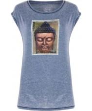 Dare2b Женская успокаивающая морская синяя футболка