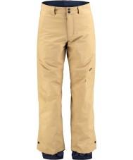 Oneill 653018-7012-XL Мужские молоток мергель коричневые брюки - размер XL