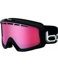 Bolle 21333 Nova II блестящие черные - поляризованный vermillon лыжные очки