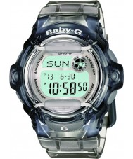 Casio BG-169R-8ER Дамы Baby-G telememo 25 серый цифровые часы