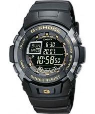 Casio G-7710-1ER Мужские G-SHOCK черный авто-осветитель часы