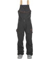 Picture MPT055-BLACK-M Mens yakoumo 2 bib лыжные штаны