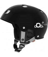 POC PO-66005 Рецептор ошибка регулируемые 2,0 блестящий черный уран лыжный шлем - 51-54cm