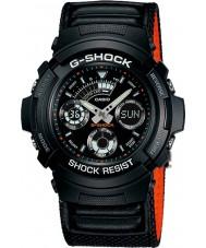 Casio AW-591MS-1AER Мужские G-Shock хронограф спортивные часы