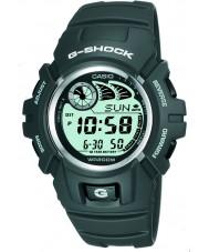 Casio G-2900F-8VER Мужские G-SHOCK автоматический осветитель серый смолы часы