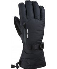 Dakine Черные перчатки из секвойи