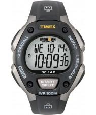 Timex T5E901 Черный Ironman 30 круга полный размер спортивные часы