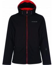 Dare2b DML326-80060-M Мужские примирить черный пиджак SoftShell - размер м