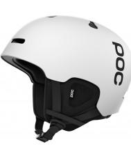 POC PO-75086 Аурическое вырезать водорода белый лыжный шлем - 55-58cm