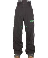 Picture MPT058-BLACK-XL Мужские нижние лыжные штаны