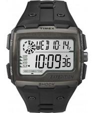 Timex TW4B02500 Mens экспедиция цифровой шок черный хронограф часы