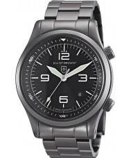 Elliot Brown 202-004-B05 Мужские Canford пушечного стальной браслет часы