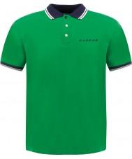 Dare2b DMT318-3BL80-XL Мужские в соответствии с правилом трэк зеленой рубашки поло - размер XL